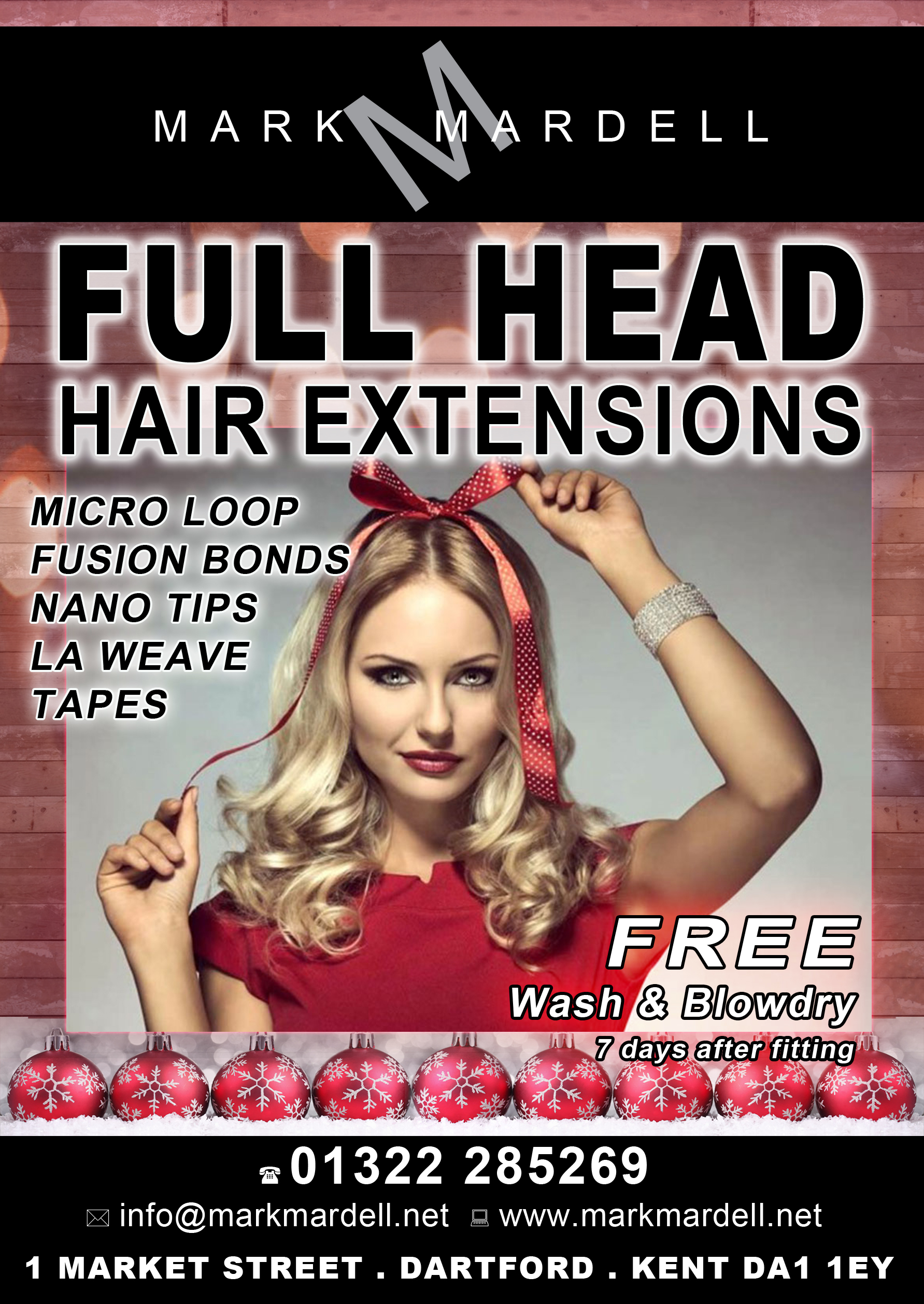 Hair Extensions Deals For Christmas Mark Mardell